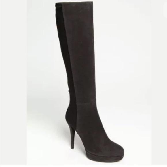 Stuart Weitzman Skyline Heels Boots 45